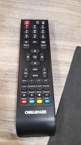 Control remoto para tv challenger