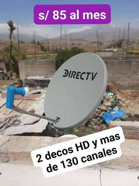 Cable Satelital DIRECTV HD