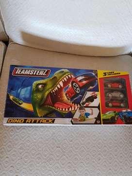 Juego Dino Attack