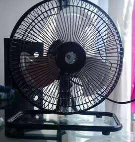 Vendo ventilador pequeño
