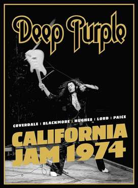 Deep Purple California Jam 1974 DVD