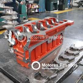Semiarmado Mercedes Benz 1114 - 1518 -1620 / OM 352 - OM 366