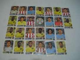 Figuritas Copa America Chile 2015 (x26u.)