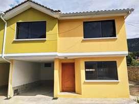 Casa en venta Pomasqui (Por estrenar, en Urbanización)
