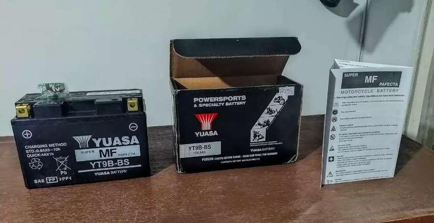 Batería yuasa YT9B-BS XT 660 0