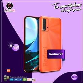 Redmi 9T 4/128GB *con garantía*