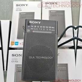 Radio SONY ICF-P26