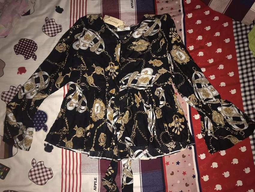 Blusa nueva 0
