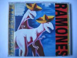 ramones adios amigos cd estado aceptable