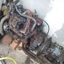 Vendo motor Toyota
