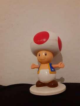 Toad Muñeco para niños Mario Bros Toad