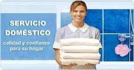 Ofrecemos Servicio de Empleada domestica por dias