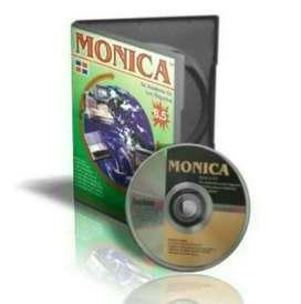 Soporte Técnico Monica 8.5 Software pos (punto de venta)