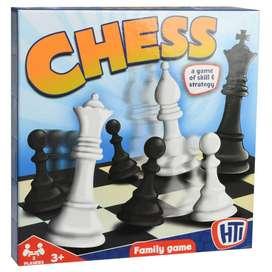 Juegos De Mesa - Chess Game Ajedrez