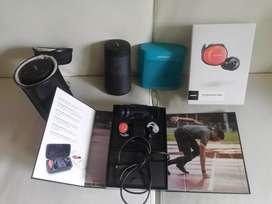 Como nuevos Bose Parlante inalambrico Bluetooth recargable revolve color