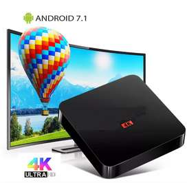Conversor a Smart TV BOX 1gb de ram Android 7.1.2 para TV tubo LCD y LED + ENVIO GRATIS!!!