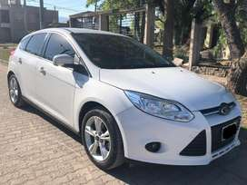 VENDO FORD FOCUS III S AÑO 2014