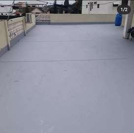 Impermiabilizacion de techos y terrazas
