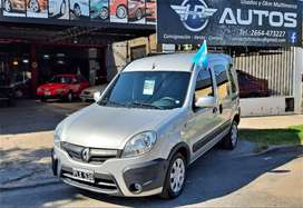 RENAULT KANGOO 1.6 AUTHENTIQUE PLUS LC 7 ASIENTOS