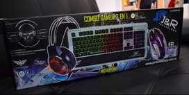 Combo Gamer 3 en 1 J&R
