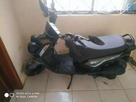 Vendo o cambio con moto