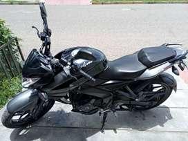 Vendo mi moto pulsar ns 200