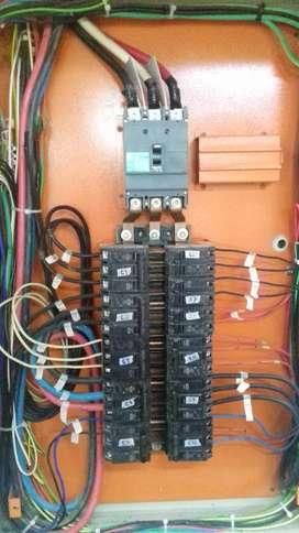 Tableros eléctricos industriales Electricista Servicios Surco