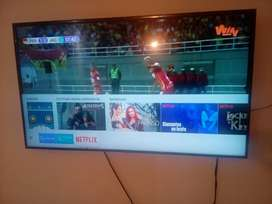 Samsung full hd.smart tv .tdt.4K.58 pulg.