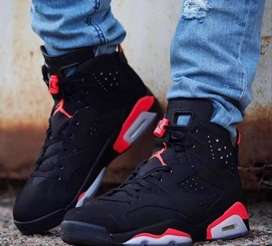 Zapatos nike jordan 6