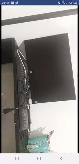 Computadora hp completa