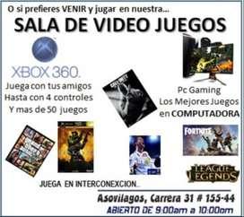 Alquiler de Xbox 360 con dos controles y 50 Juegos a Domicilio segunda mano  Lagos