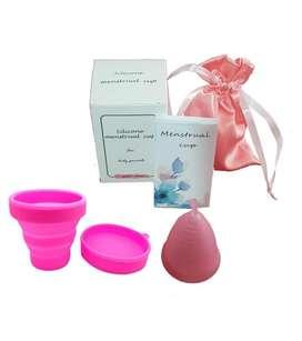 Copa Menstrual  Vaso Esterilizador