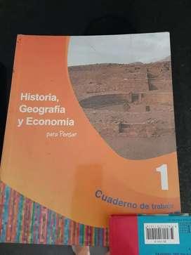 Historia Geografía y Economía  1 Norma
