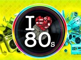 Las Mejores Canciones de Los 80s Dvd