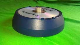 Soporte para pegar label al CD o DVD