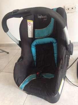 silla infanti carro bebe