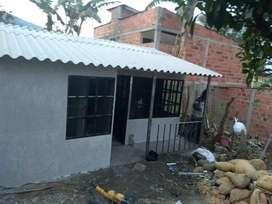 Vendo casa lote en Moniquira