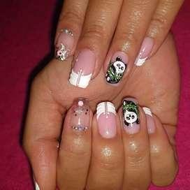 Necesito manicurista integral