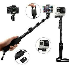 Palo selfie monopod yunteng YT1288