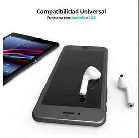 Gratis Envio Audifonos Inalambricos Bluetooth Recargables Twis i12