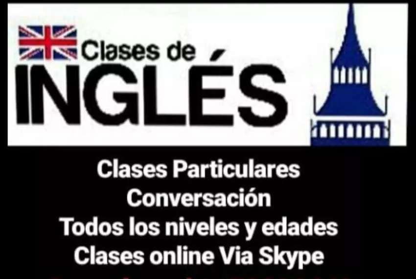 PROFESORA DE INGLÉS A DISTANCIA 0