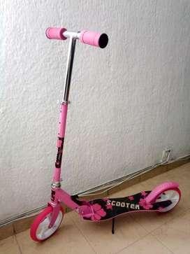Scooter niña