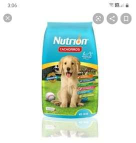 Nutrion cachorros
