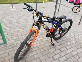 Bicicleta GTI race desing
