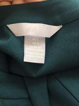Camisa marca H&M