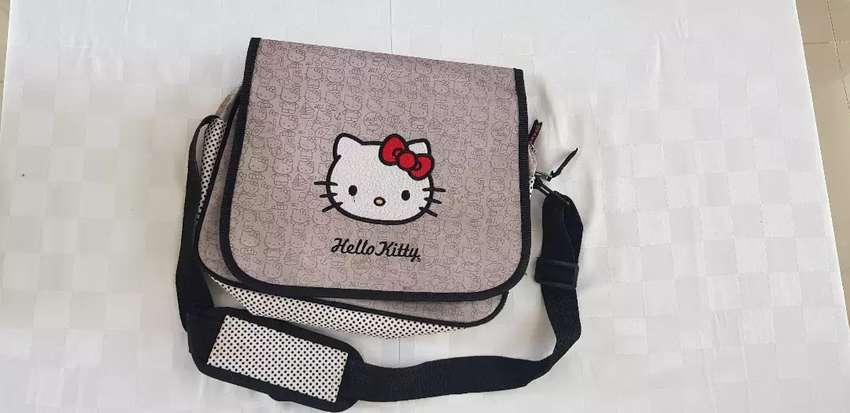 Bolso bandolera Hello Kitty 0