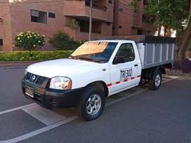 Nissan frontier 2012 con aire