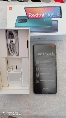 Xiaomi Note 9 Nuevo en caja