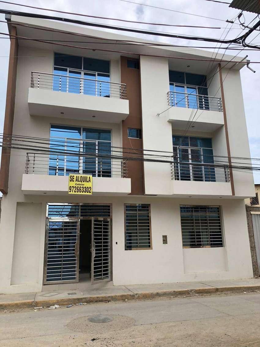 Alquiler Casa/Oficina en Tumbes