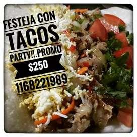 Servicio de taco party